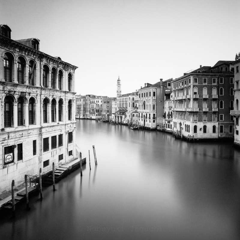View from Ponte di Rialto, Venice 2011 - イタリア・ベニス2011年
