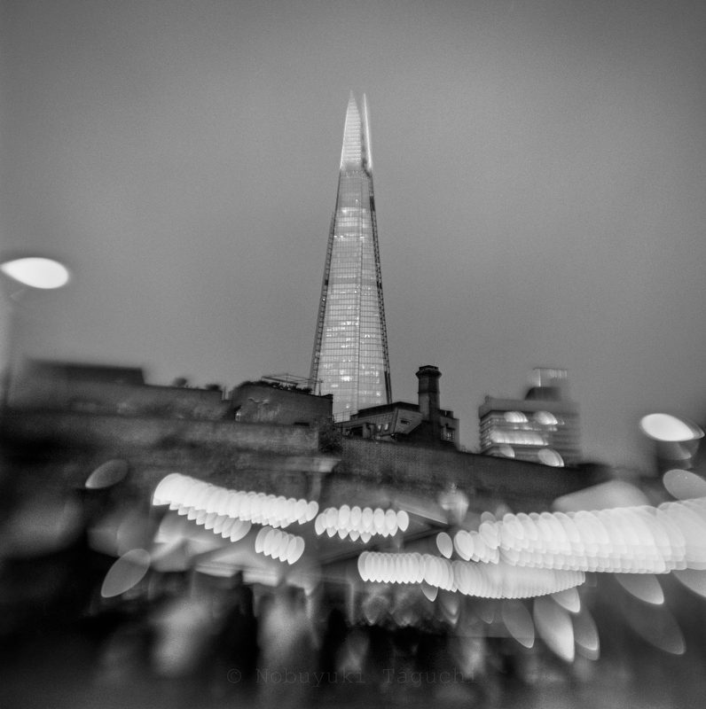 The Shard, Londonn Bridge Tower - 改造6x6