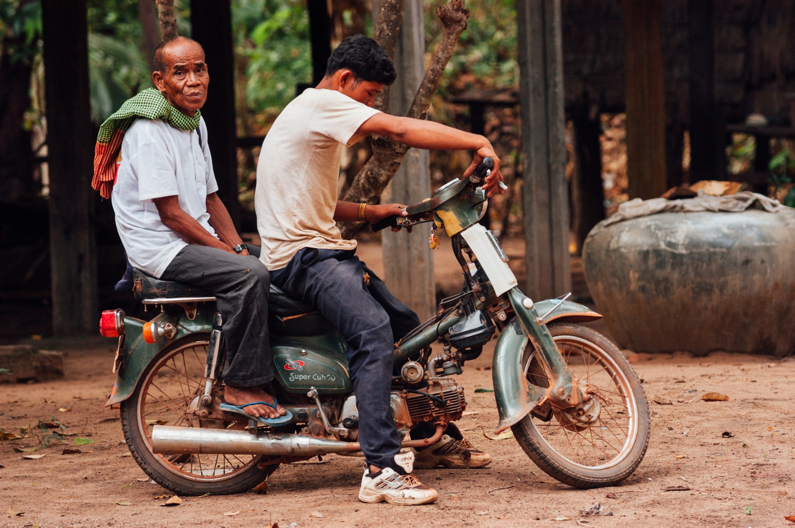 People of Cambodia - Photo 3940