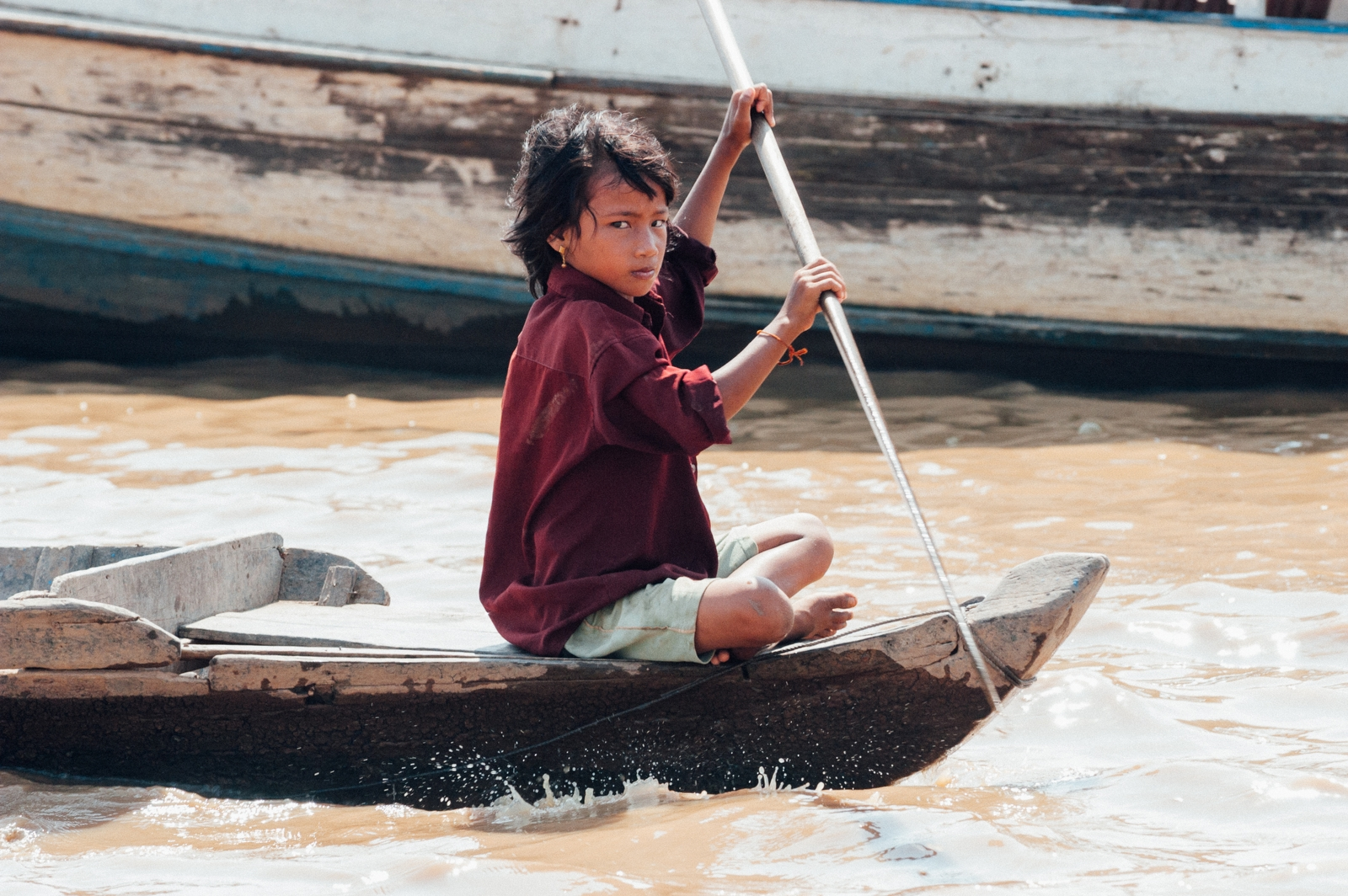 2004 People of Cambodia - Photo 3949