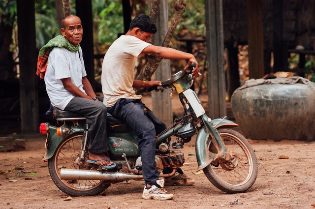 People of Cambodia - 写真 3940