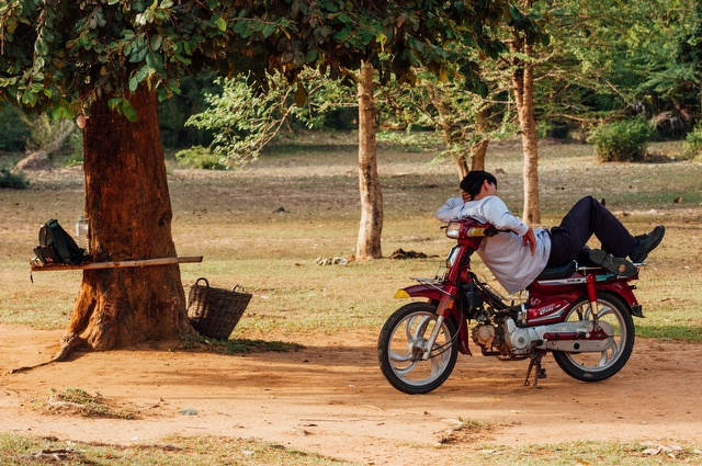 People of Cambodia - 写真 3958