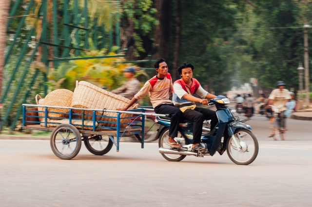 People of Cambodia - 写真 3959