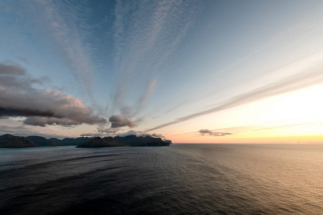 View from Kalsoy, Faroe Island - Landscape Photography