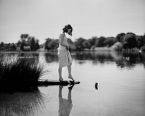 Aero Ektar 175mm f2.5 - black and white photography