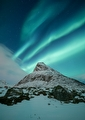 Norway Northern Lights - Norway Lofoten Landscape Photography