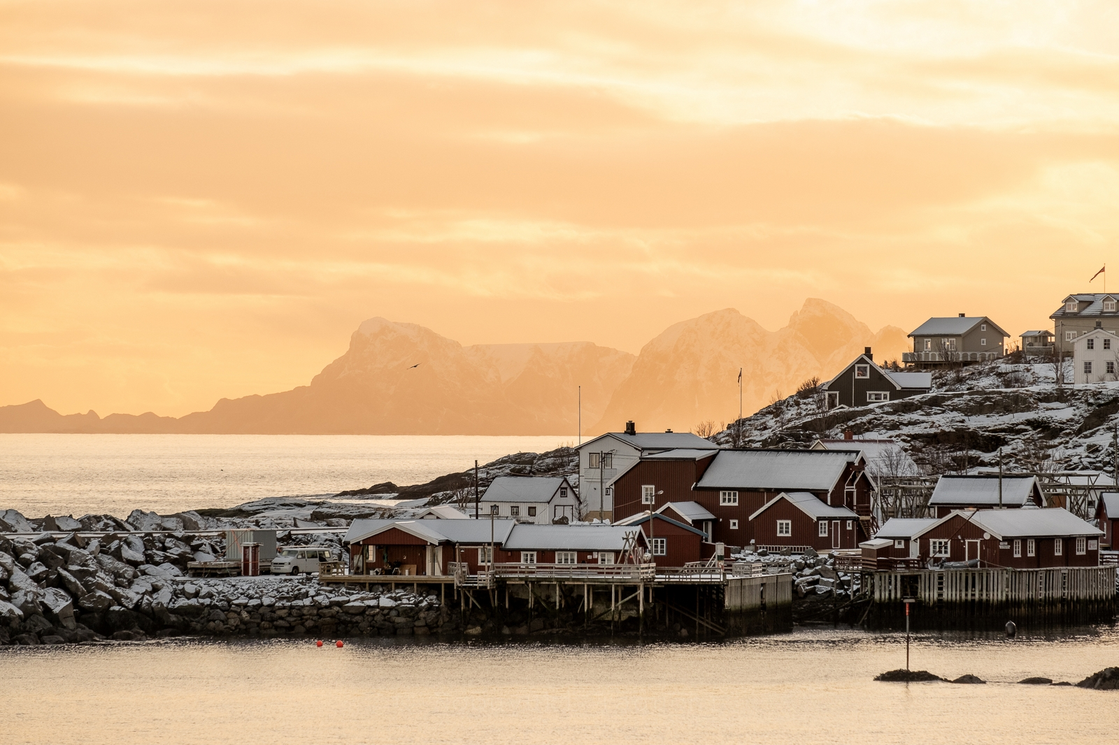 Norway Lofoten Landscape Photography - Photo 4060