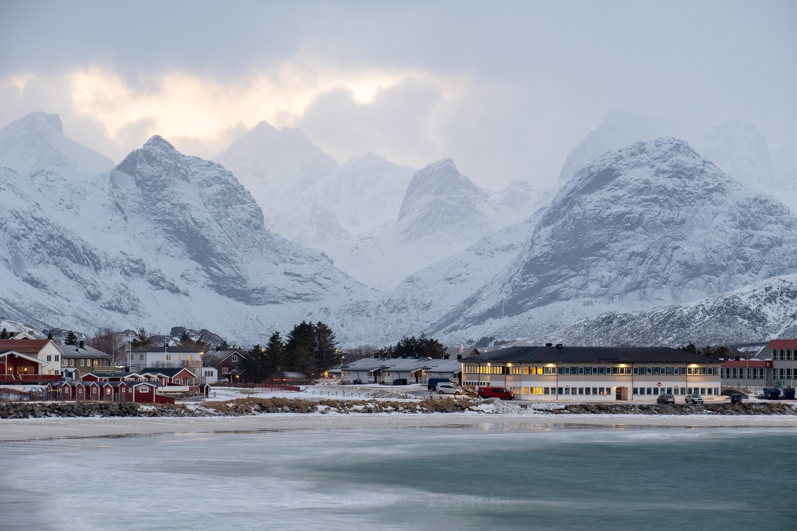 Norway Lofoten Landscape Photography - Photo 4098