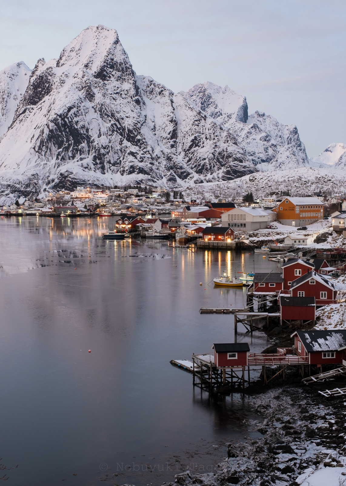 Norway Lofoten - Photo 4102