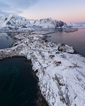 The Lofoten Islands, Reine Norway - landscape photography