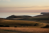 Beachy Head, Seven Sisters England - landscape photography
