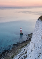 beachy head lighthouse - landscape photography