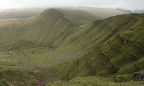 Pen Y Fan, Brecon Beacons National Park - landscape photography